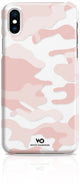 Camouflage Case APPLE iPhone X in Rose Gold