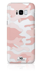 Camouflage Case Rose Gold