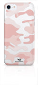 Camouflage Case fürs iPhone 8/7/6S/6 in Rose Gold