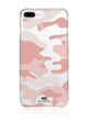 Camouflage Case fürs iPhone 8/7/6S/6 Plus in Rose Gold