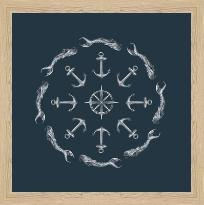 Compass Star | Square