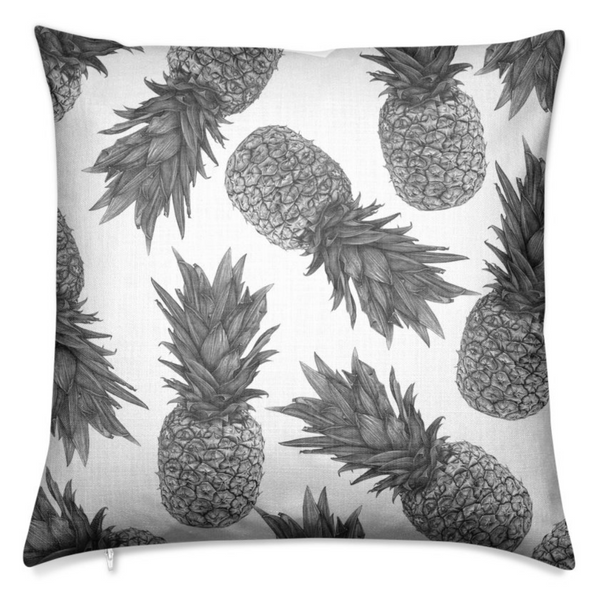 Piña Chalk Large Cushion