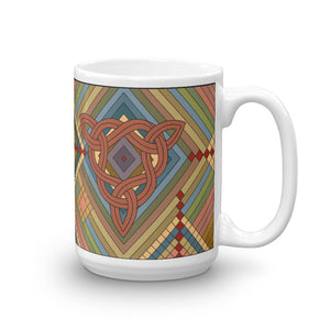"""Sacred Space"" Tall Mug"