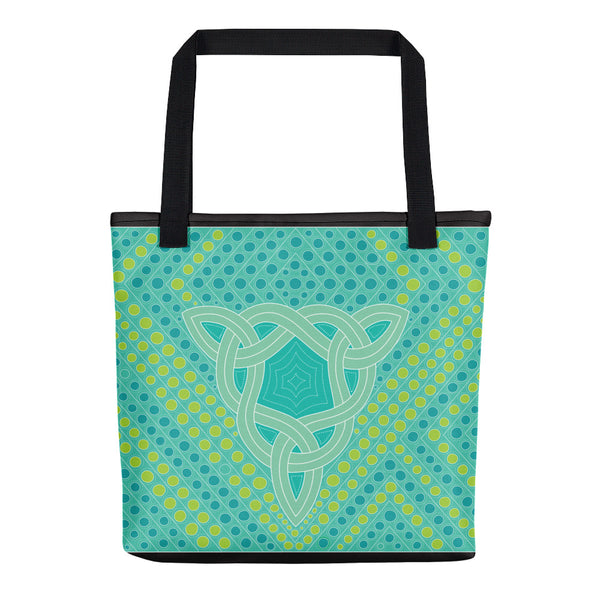 """Fertile Triangle"" Designer Bag"