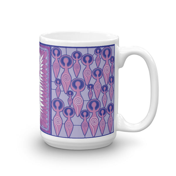 """She Is!"" Tall Mug"