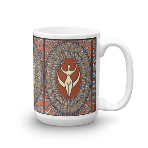 """Sacred Waters"" Tall Mug"