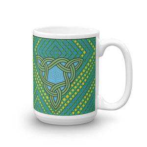 """Fertile Triangle"" Tall Mug"