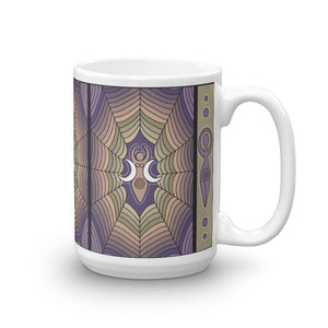 """Web of Life"" Tall Mug"