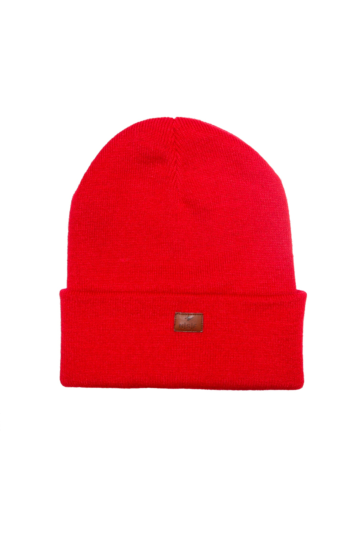 BONNET LÉO ROUGE