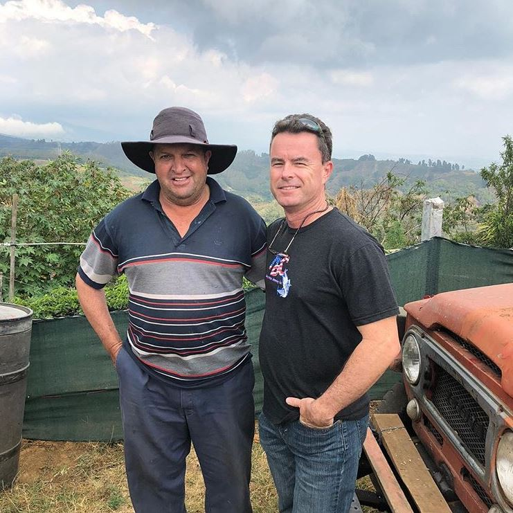 Oceana Coffee's Scott Angelo on His Recent Trip to Costa Rica