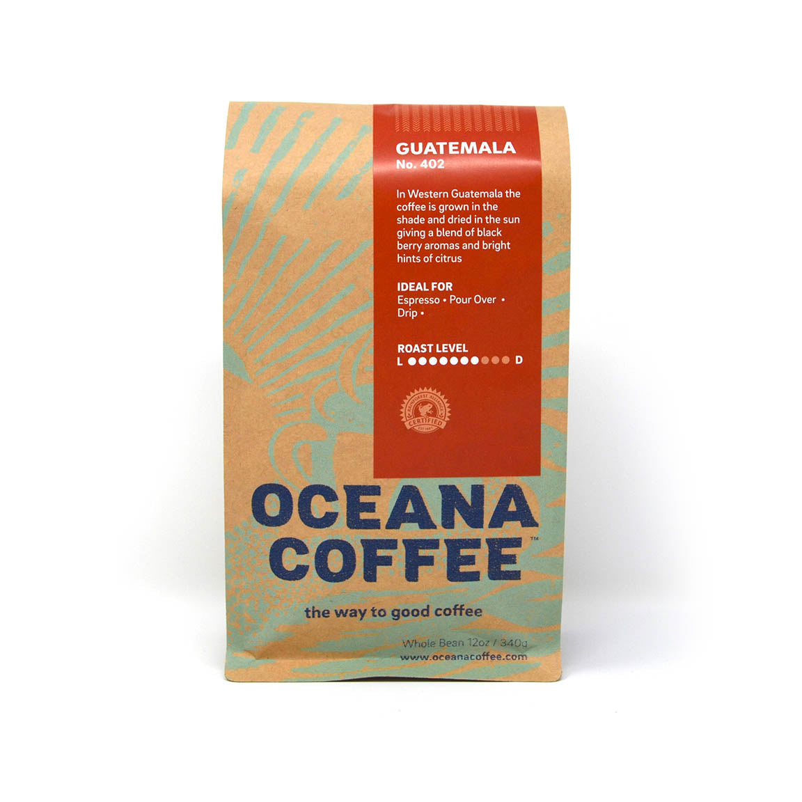 Our coffee of the month, Guatemala Huehuetenango Ixlama!