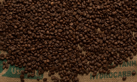 Hand-Picked Oceana Coffee Beans