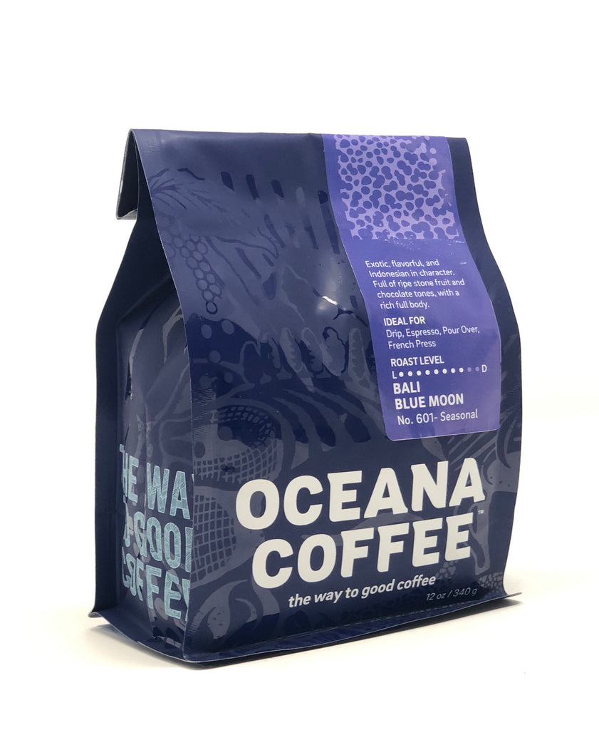 Bali Blue Moon - Organic - Medium Dark Roast