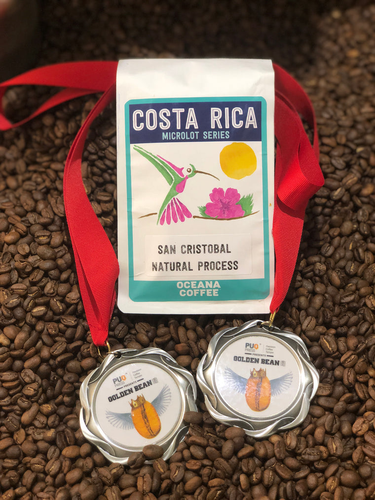 Costa Rica Micro Lot Series - San Cristobal Natural