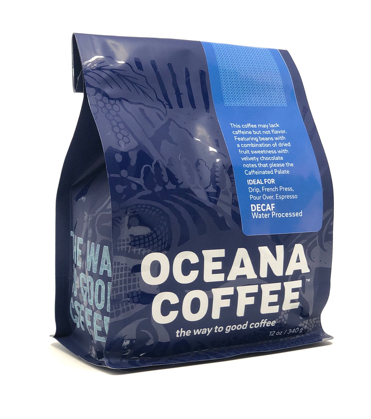 DECAF - Water Processed - Silver Medal Winner