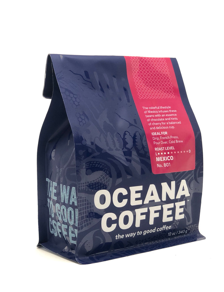 Mexico Chiapas (Fair Trade, Organic) - Medium Roast
