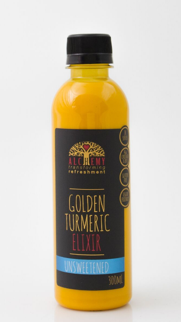Golden Turmeric Elixir - Unsweetened 10oz
