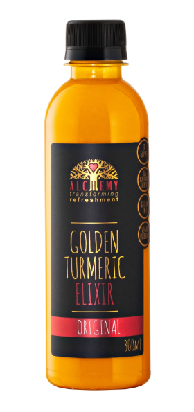 Golden Turmeric Elixir - Original 10 oz