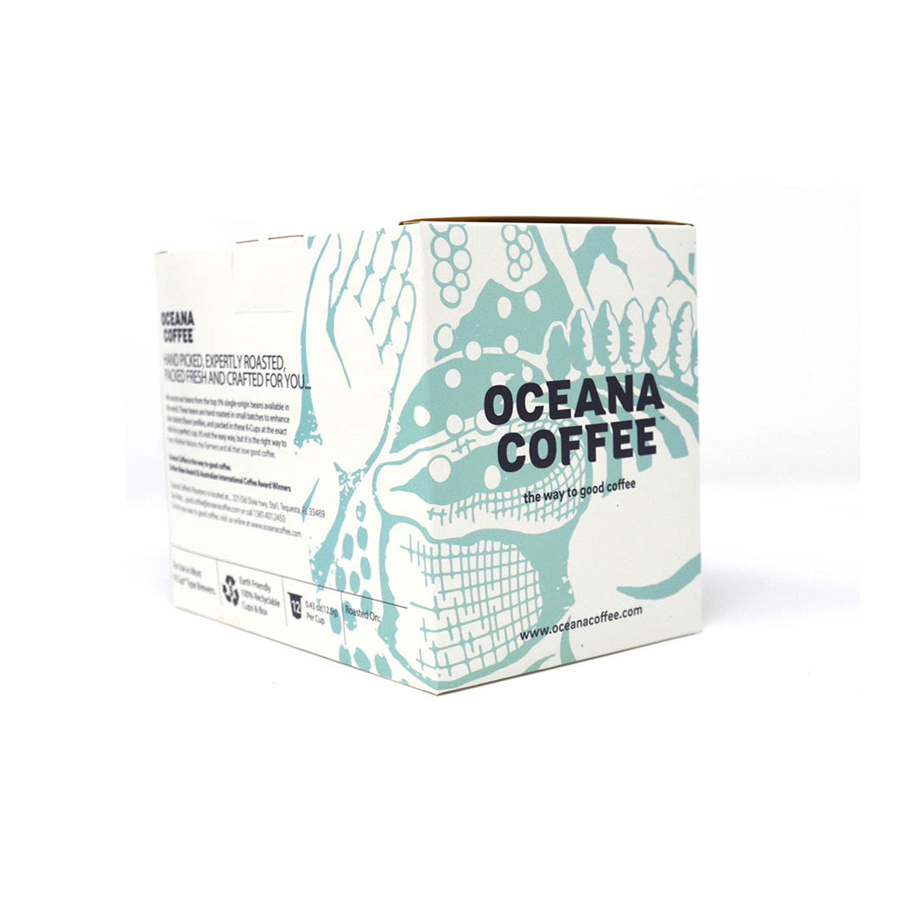 Costa Rica Tarrazu 12 Pack K-Cups - Oceana Coffee Roasters