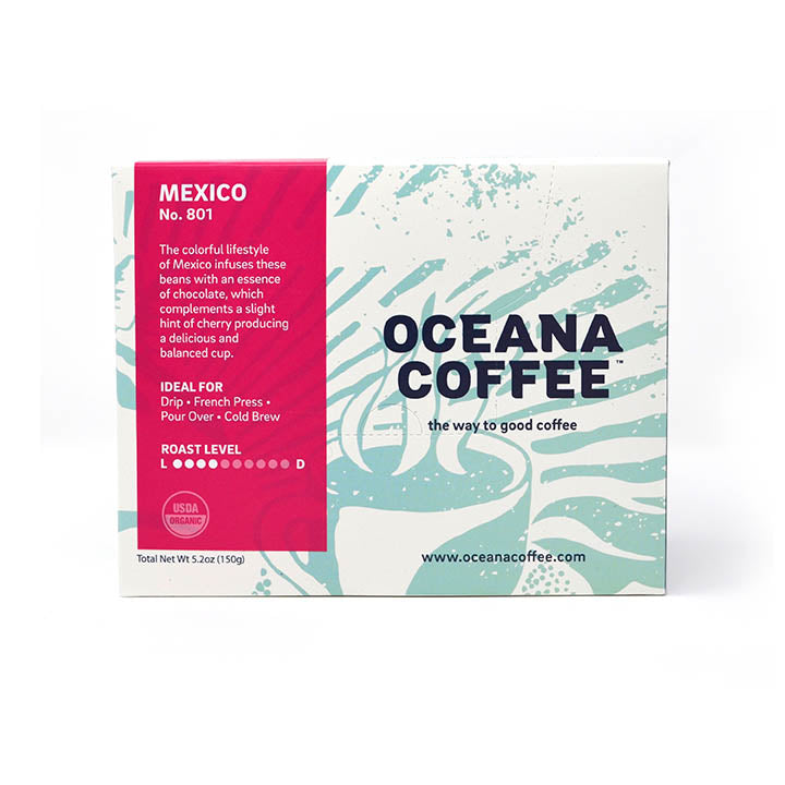Mexico - Chiapas (Fair Trade, Organic) 12 Pack K-Cups