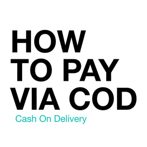 How to Pay: Cash on Delivery