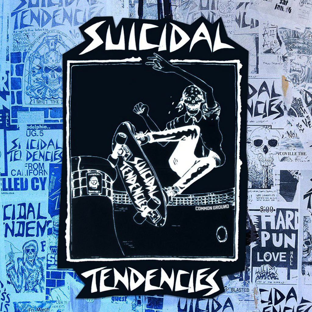 Suicidal Tendencies' Frontman Mike Muir Talks Collaborating with Converse