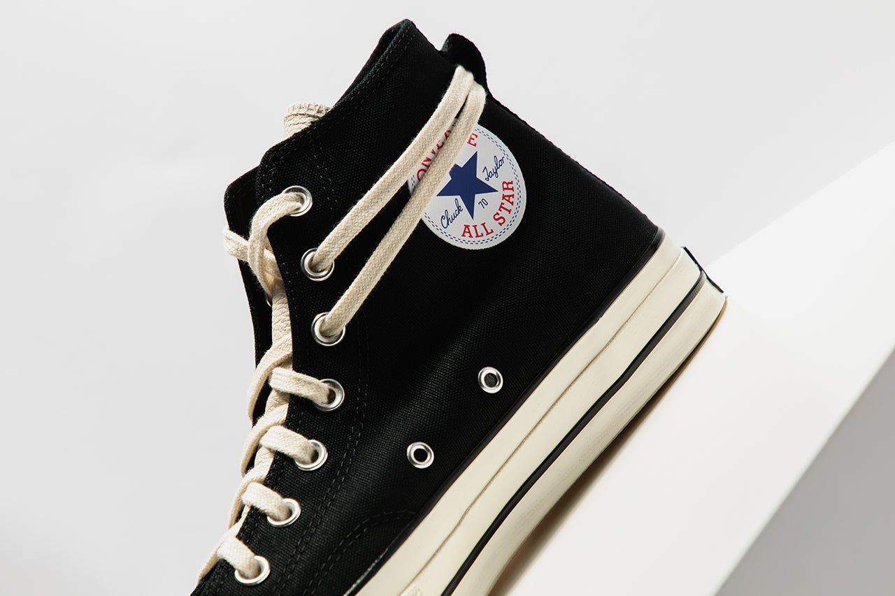 Common Ground Fear of God Essentials Converse Chuck 70