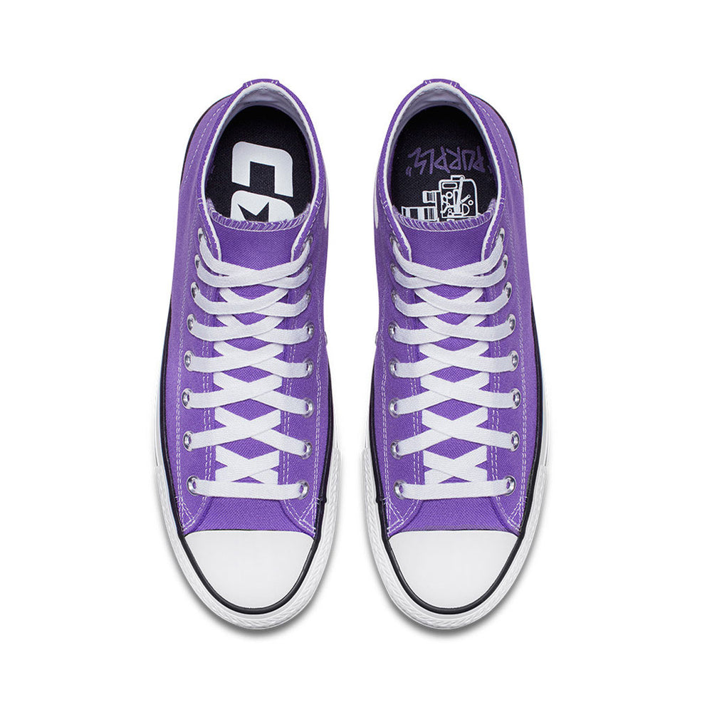 "CTAS Pro ""Purple"" Hi Top"