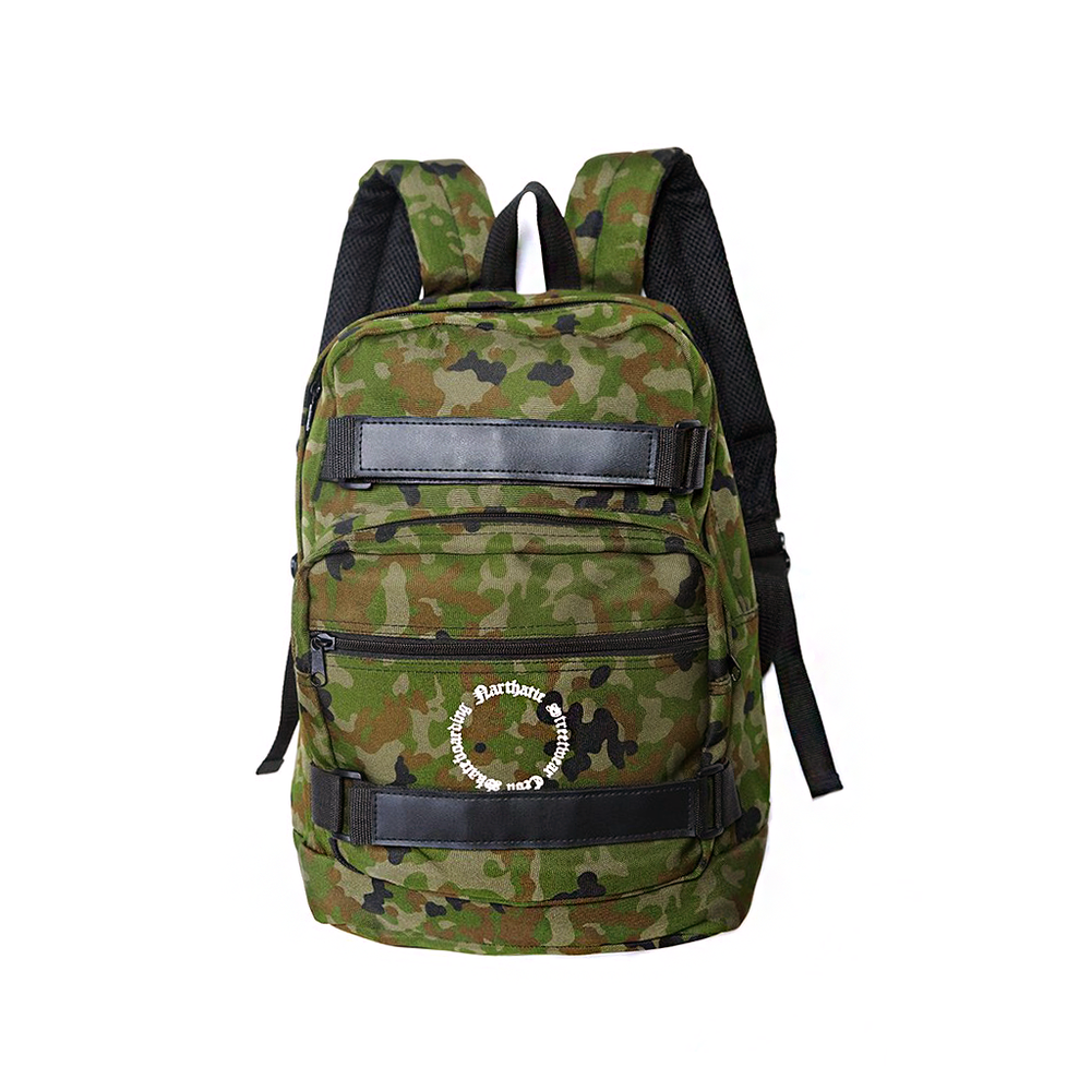 Camo Skate Backpack