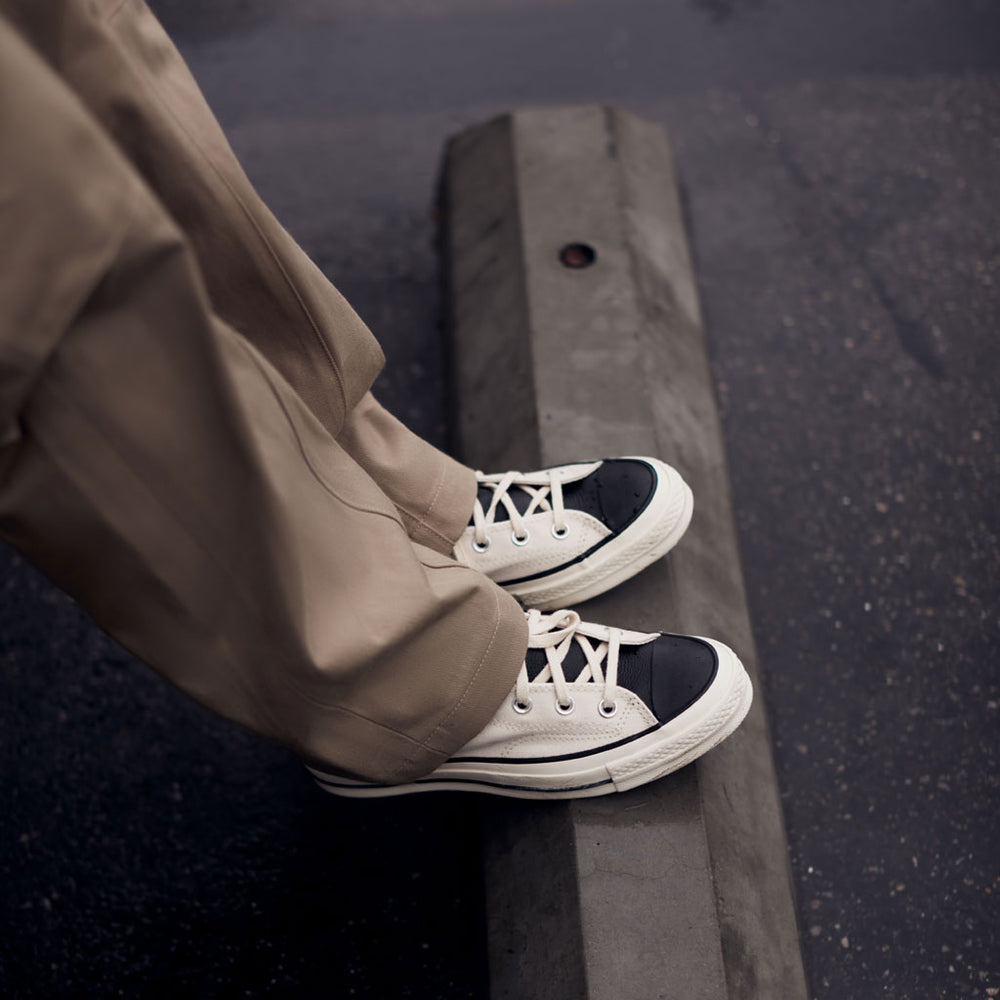 Fear of God ESSENTIALS Chuck 70 'Ivory/Black'