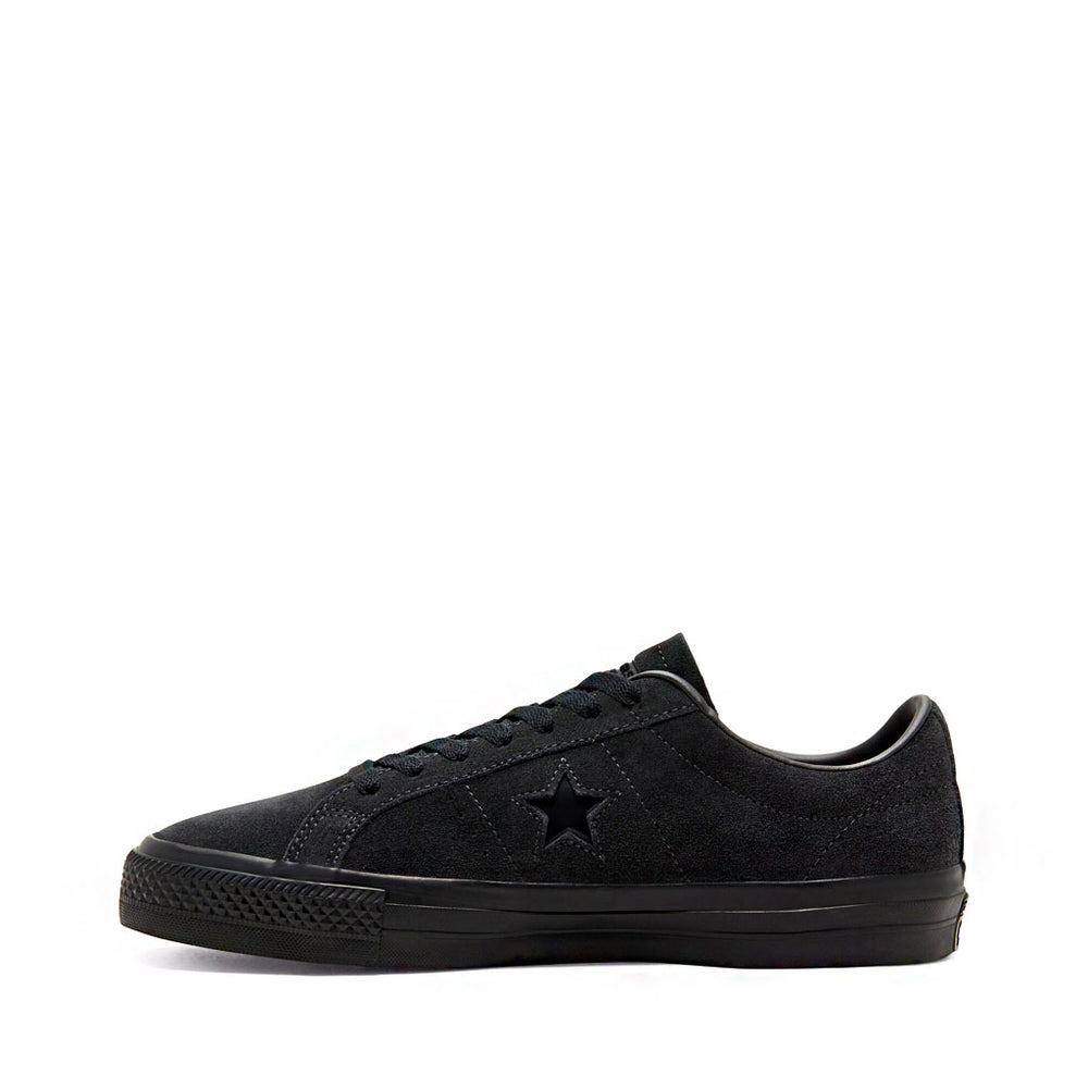 CONS One Star Pro Low 'Triple Black'