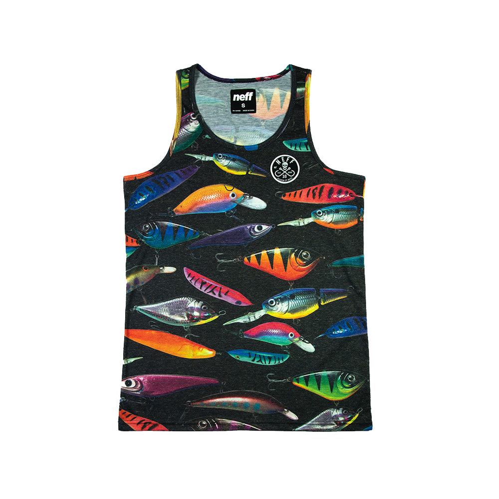 Lure Sublimated Tank Top