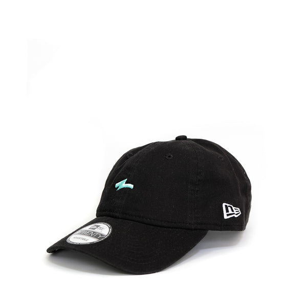 New Era Rhipstop Dad Hat 'Black Teal'