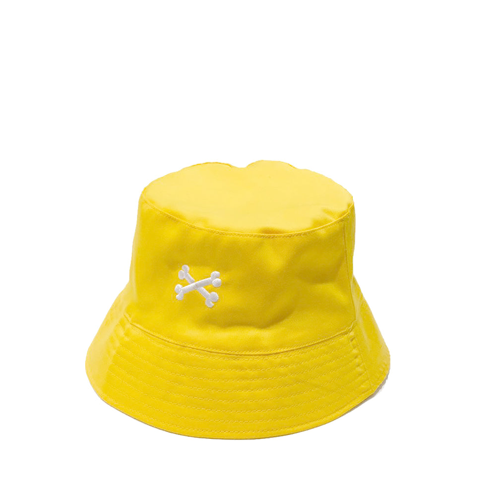 Calavera Bucket Hat 'Yellow'