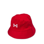 Calavera Bucket Hat 'Red'