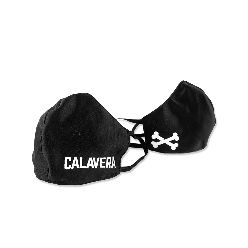 Calavera Face Mask