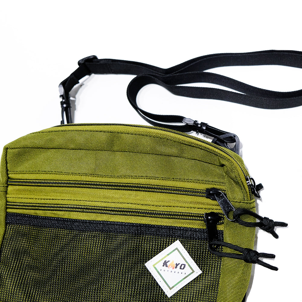 Chest Bag 'Forest Green'