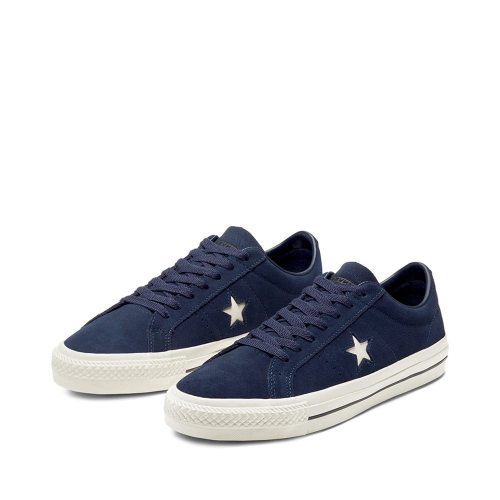 CONS One Star Pro Low 'Obsidian'