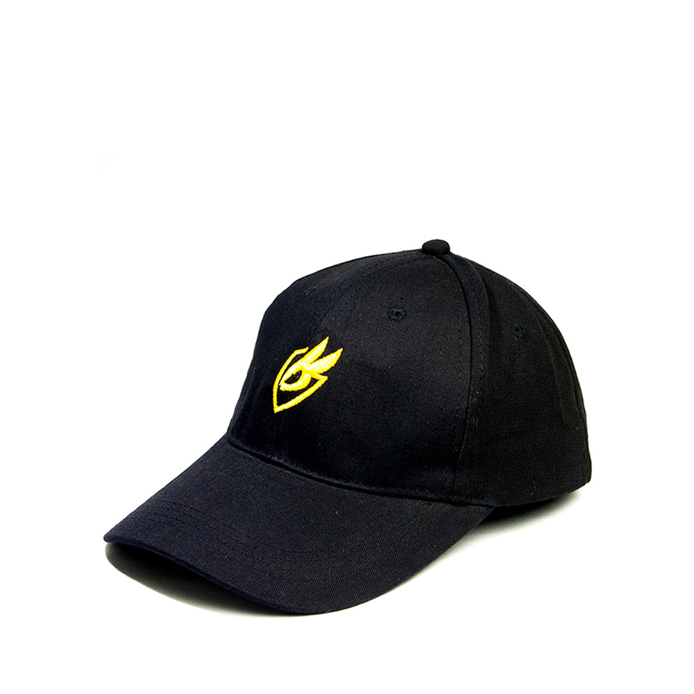 Iron Bunny Dad Hat 'Black'