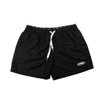Blackberry Swimshorts 'Black White'