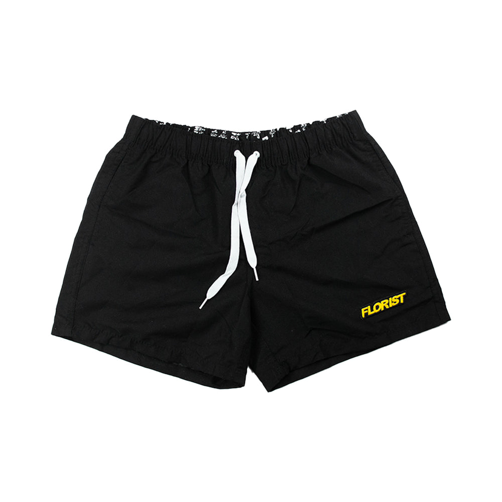 Blackberry Swimshorts 'Black Gold'