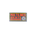 Multilines Bearings Abec 11