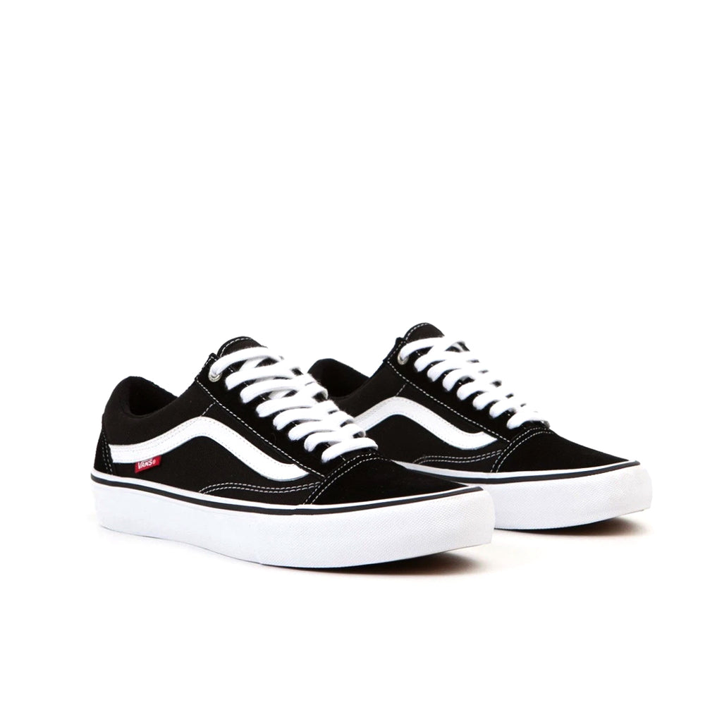 Old Skool Pro 'Black/White'