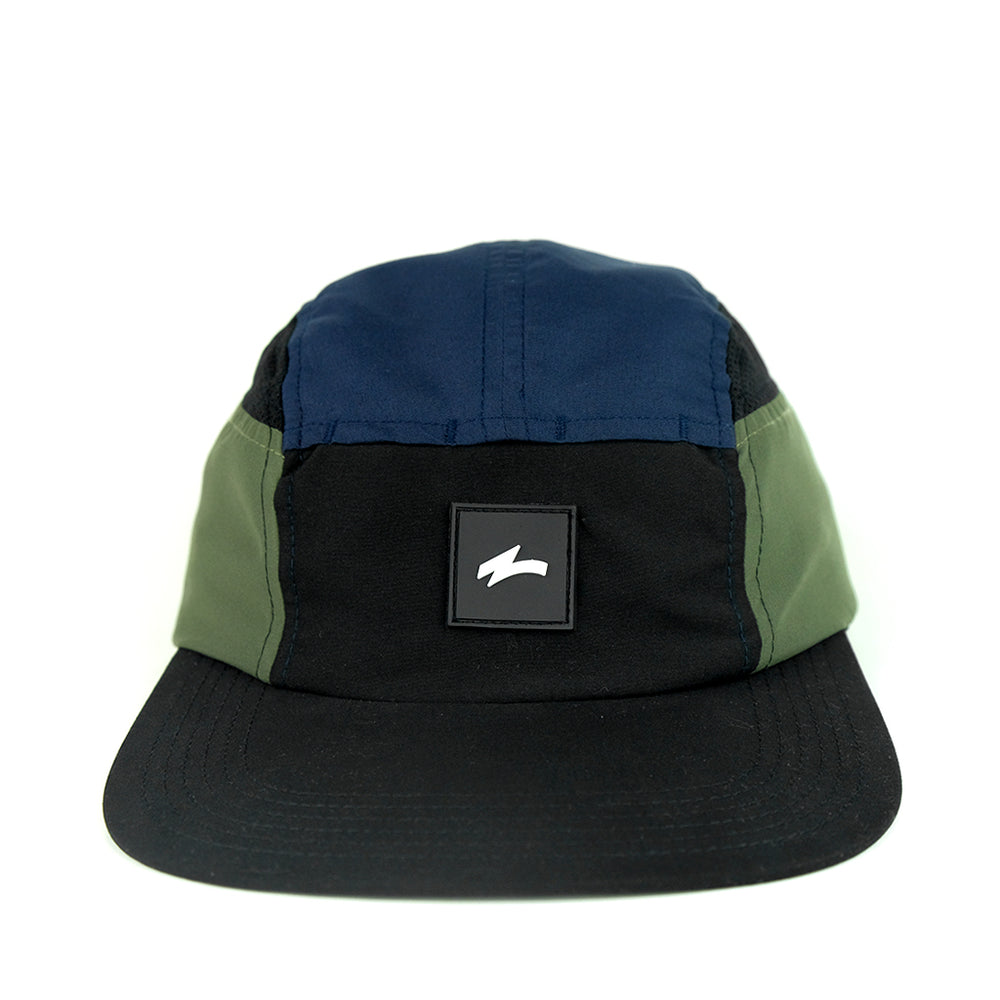 Windbreaker Five Panel Cap