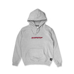 Worldwide Logo Hooded Sweatshirt 'Maroon'