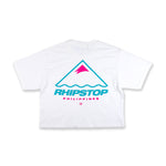 Outdoors Crop Top 'Pink/Teal'【 Buy 1 Take 1 】