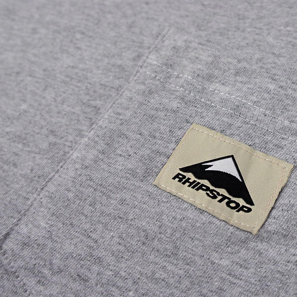 OUTDOORS™ Pocket T-shirt 'Heather Gray'