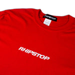 Worldwide Logo Tee 'Red'