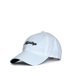 Dad Hat - White Twill
