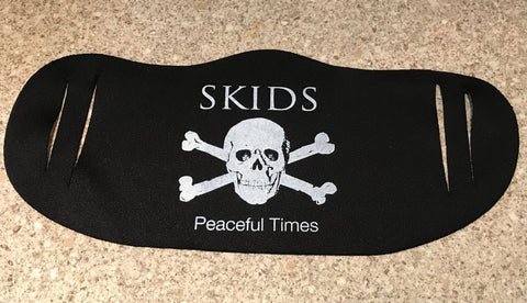 Face Covering : Skids Peaceful Times